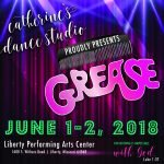 It's almost time for Catherine's Dance Studio's Spring Grease Recital.
