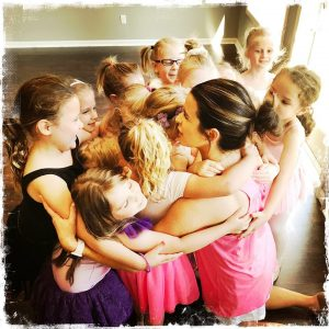 Catherine Stephenson is loved by all of her students at Catherine's Dance Studio, Parkville