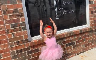 Start Dance Class when you're young