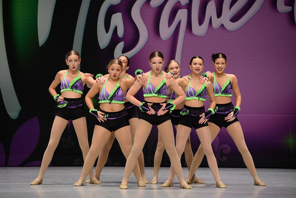 Dance Company competition, 2 Masquerade, Catherine's Dance Studio, Parkville, MO