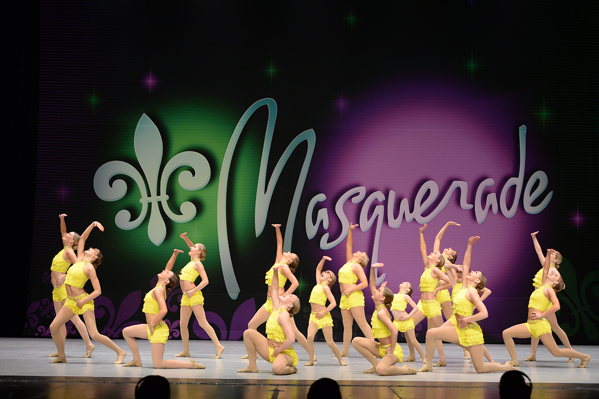 Dance Company competition, Catherine's Dance Studio, Parkville, MO