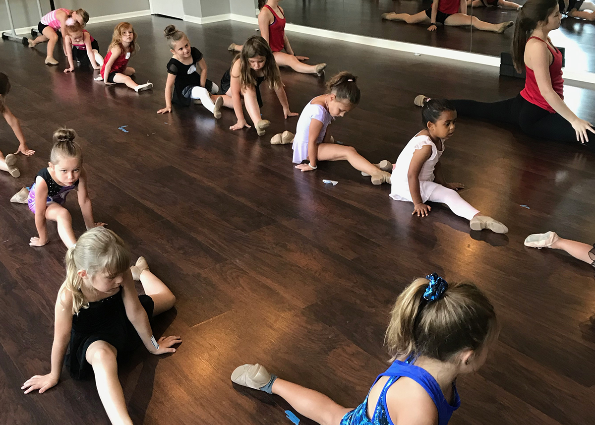 Jazz Dance Class for school age dancers