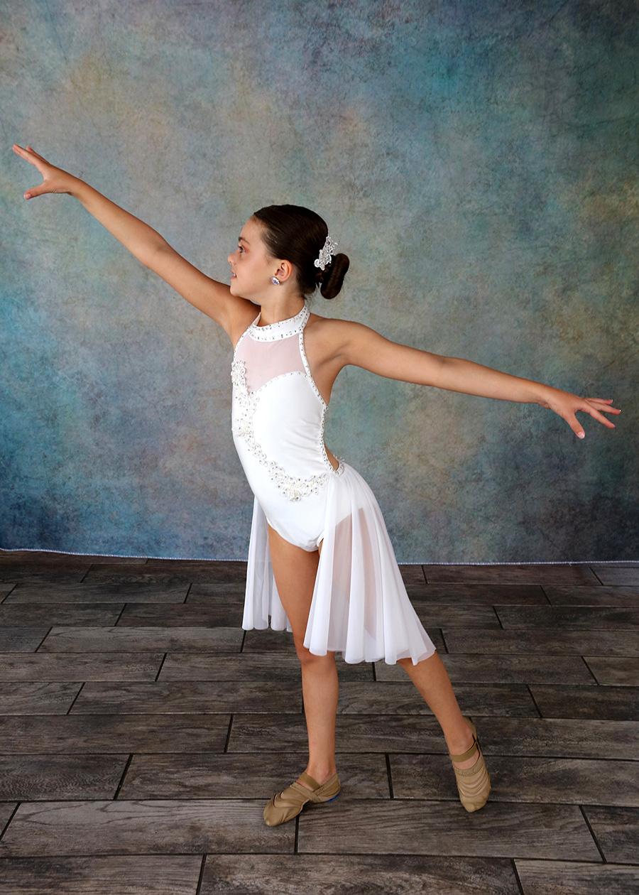 Lyrical Dance student 2, Catherine's Dance Studio, Parkville, MO